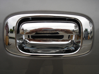 ABS Chrome Tailgate Handles