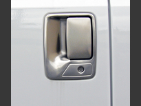 Stainless Steel Brushed Door Handles