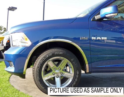 Fender Trim for Trucks/SUV