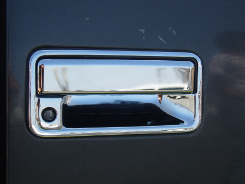 Stainless Steel Chromed Door Handles