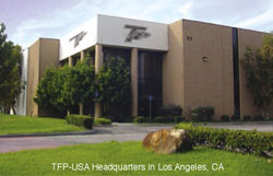 TFP-USA Headquarters in Los Angeles, CA